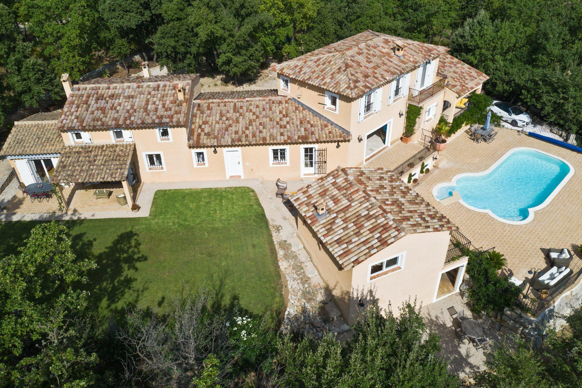 WMN2568579, Double villa with panoramic view - Fayence